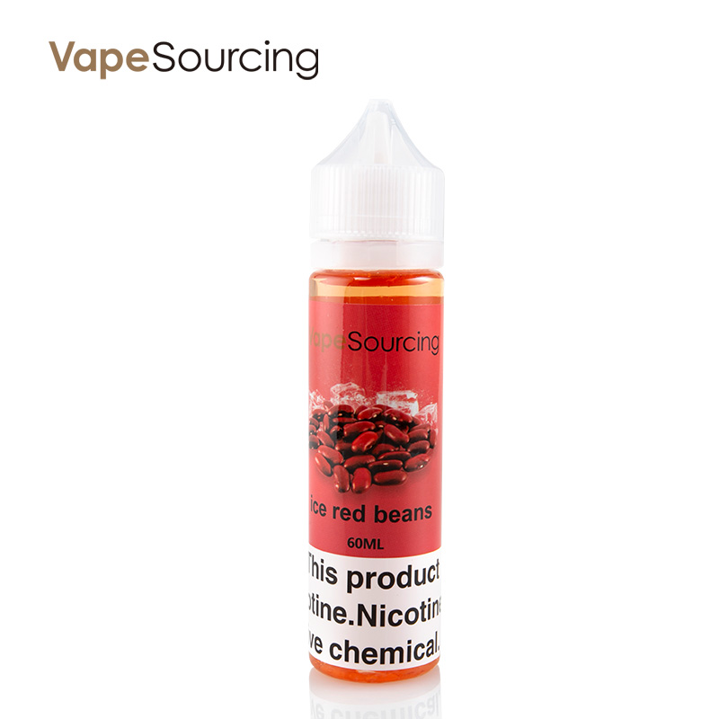 Vapesourcing Ice Red Beans E-Juice
