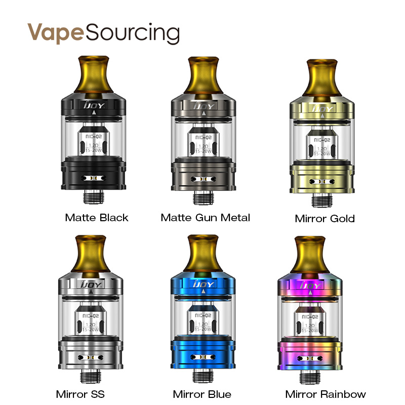 IJOY NIC TANK all colors