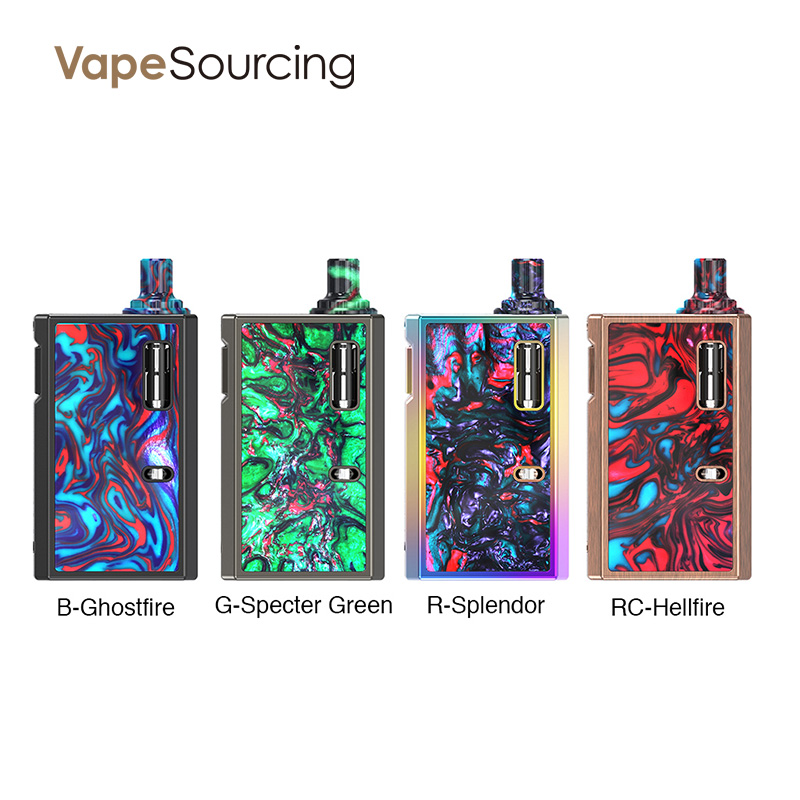 IJOY Mercury Starter Kit
