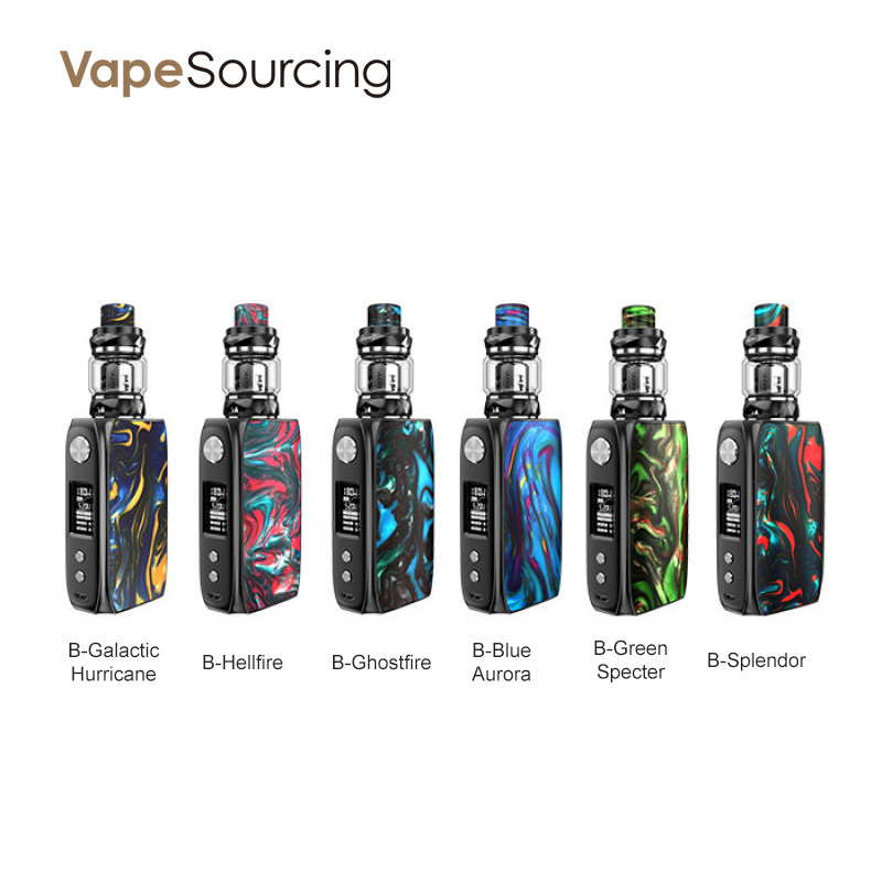 IJOY Shogun Univ Kit review