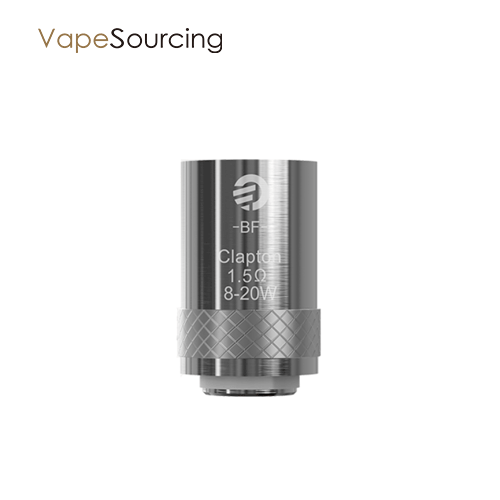 Joyetech Cubis BF Clapton coils-0.5ohm in vapesourcing