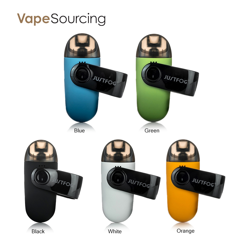 Justfog C601 Vape Kit review