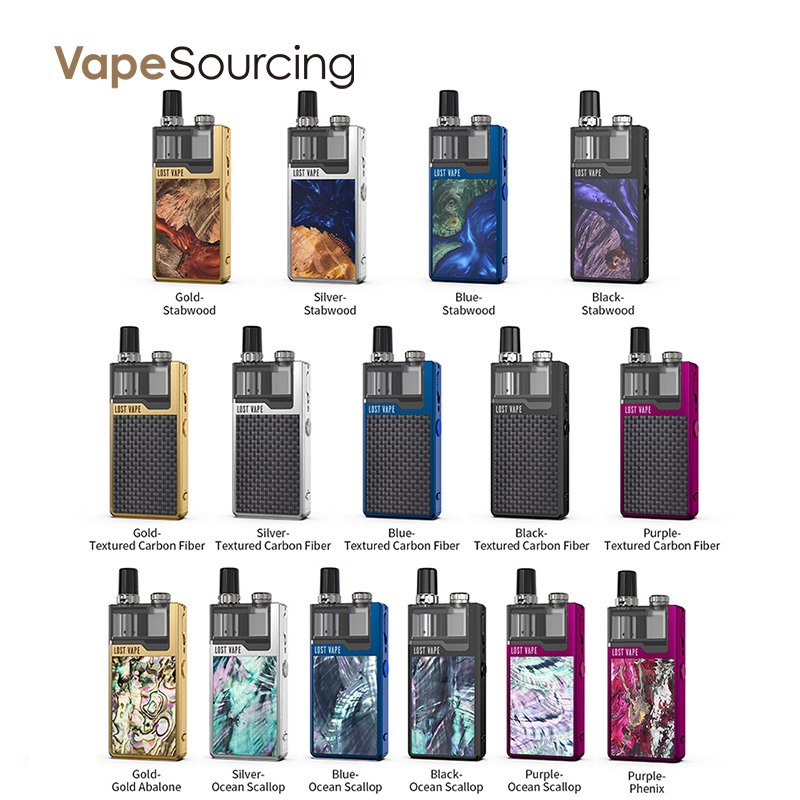 Lost Vape Orion Plus DNA Pod Kit kaufen
