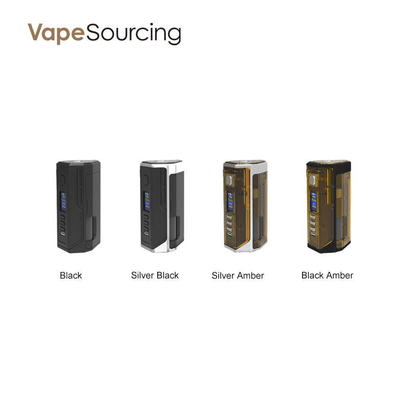 Lost Vape Drone DNA250C BF Squonk Box Mod review