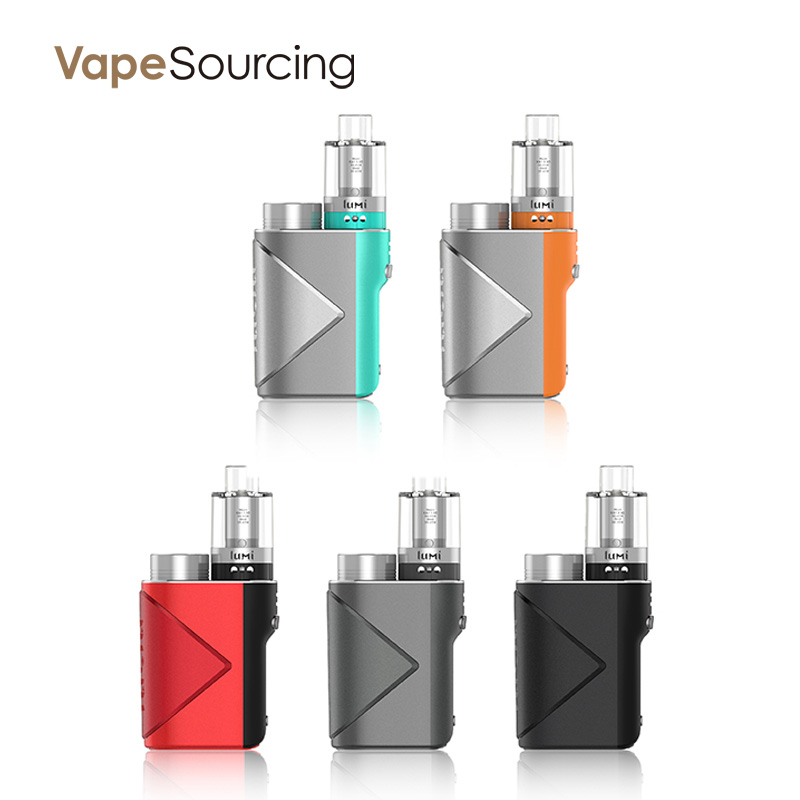 Geekvape LUCID Kit review