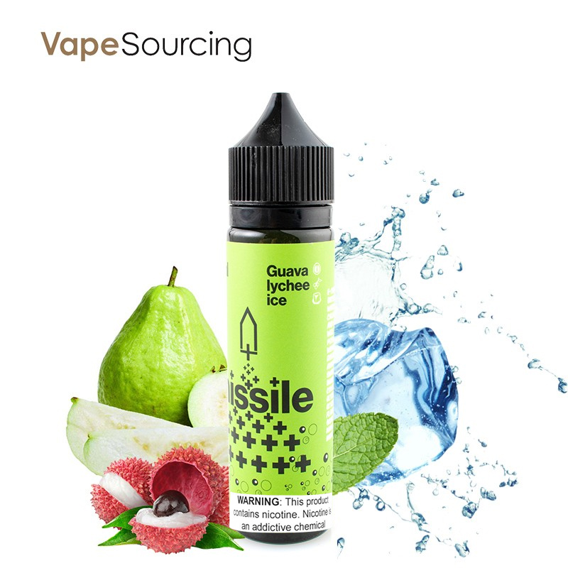 Guava Iychee Ice E-Juice 60ml