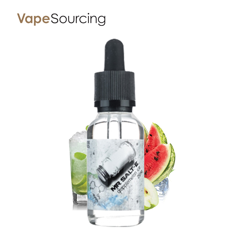 Popular Flavors Of Mr Salt E Juice On Hot Sale Vaping