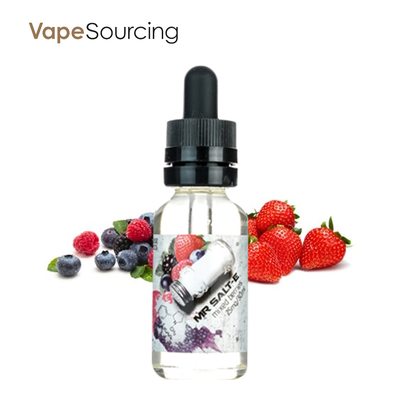buy Mr Salt E Mixed Berries E-juice