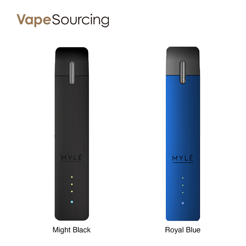 Mylé All-in-one Pod System Kit