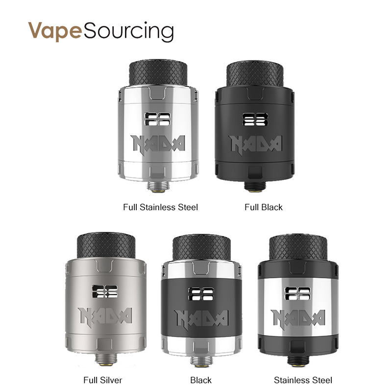 NADA BF RDA 25MM Rebuildable Dripping Atomizer