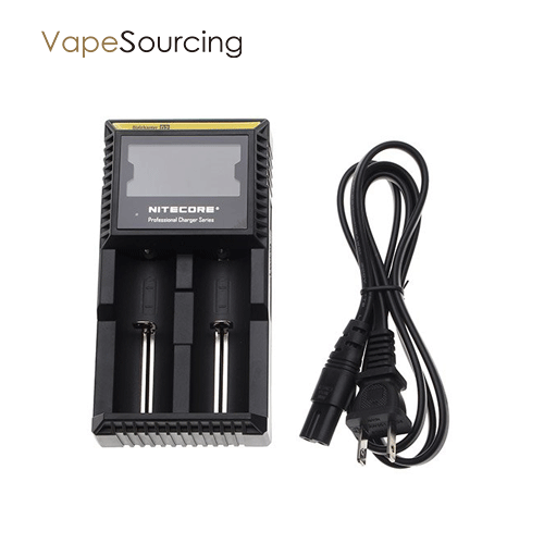 Nitecore D2 Charger-US in vapesourcing