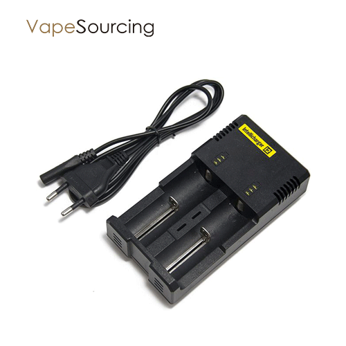 Nitecore I2 Charger-EU in vapesourcing