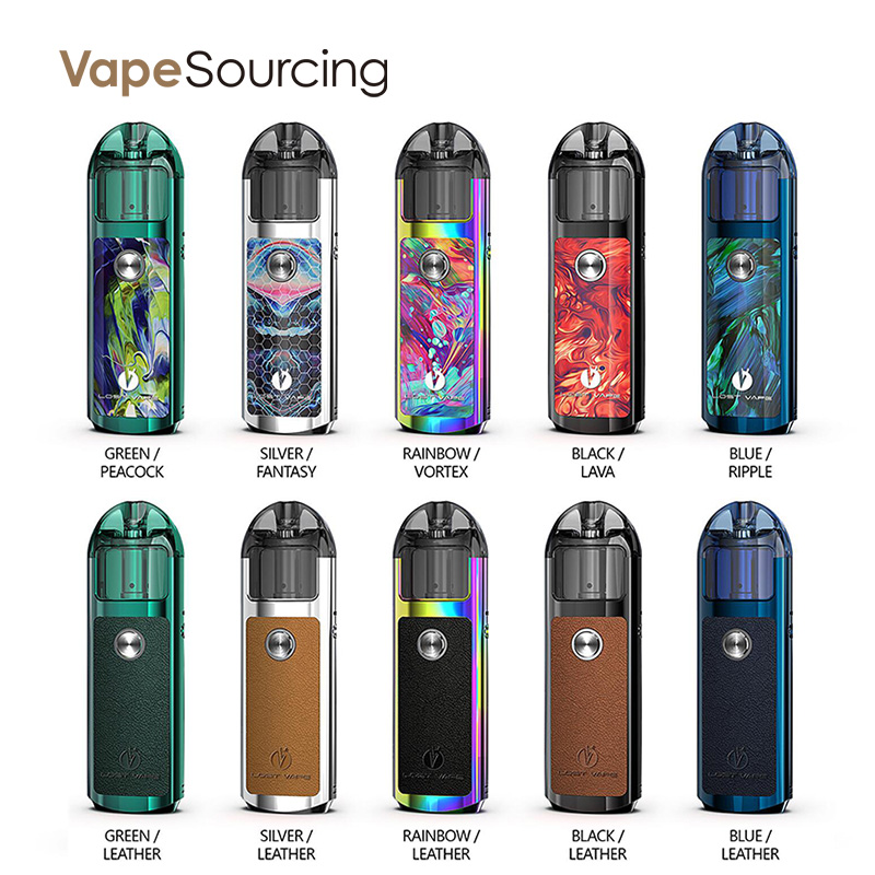 Lost Vape Lyra Pod System Kit review
