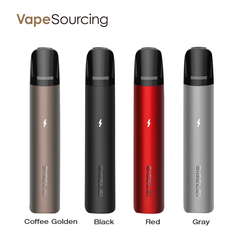 Sigelei Glori Pod System Kit 450mAh All Colors