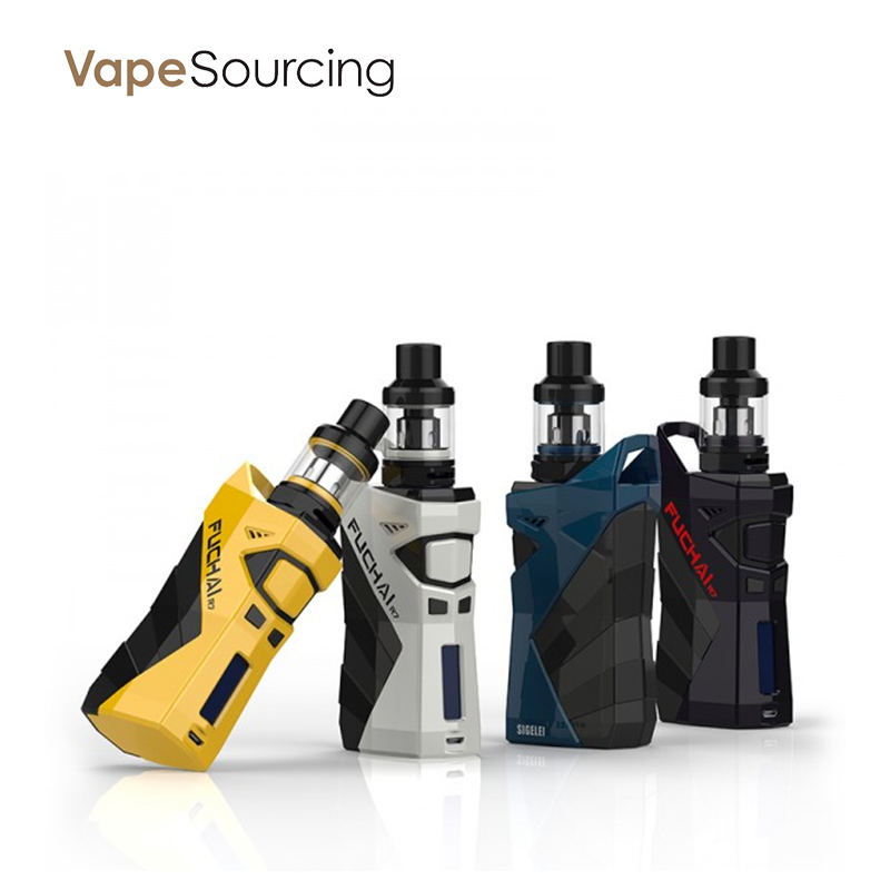 Sigelei Funchai R7 Kit with T4 Tank