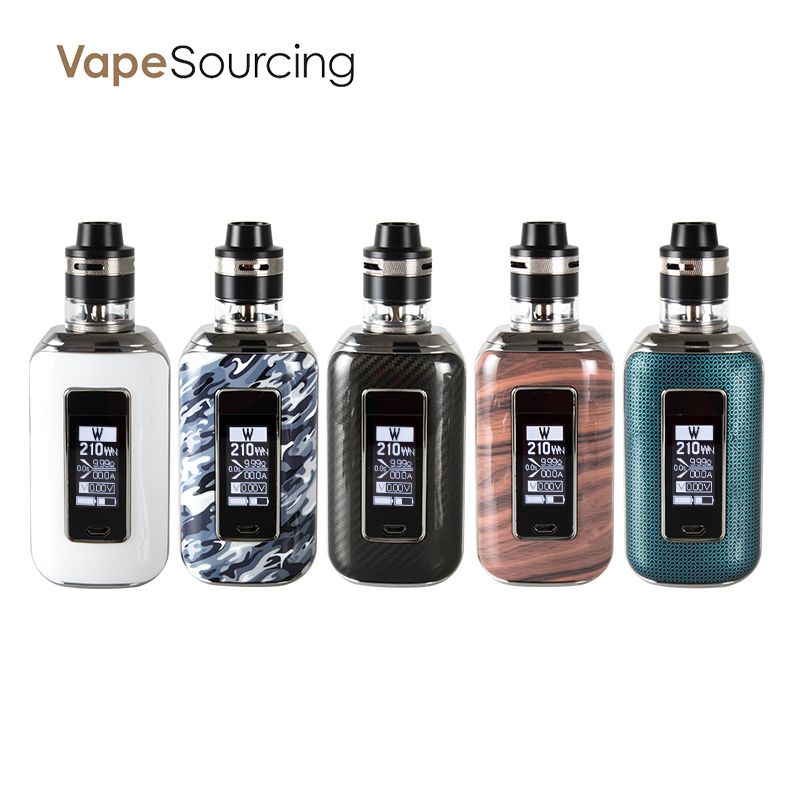 Aspire SkyStar Revvo 210W Kit with Revvo Tank