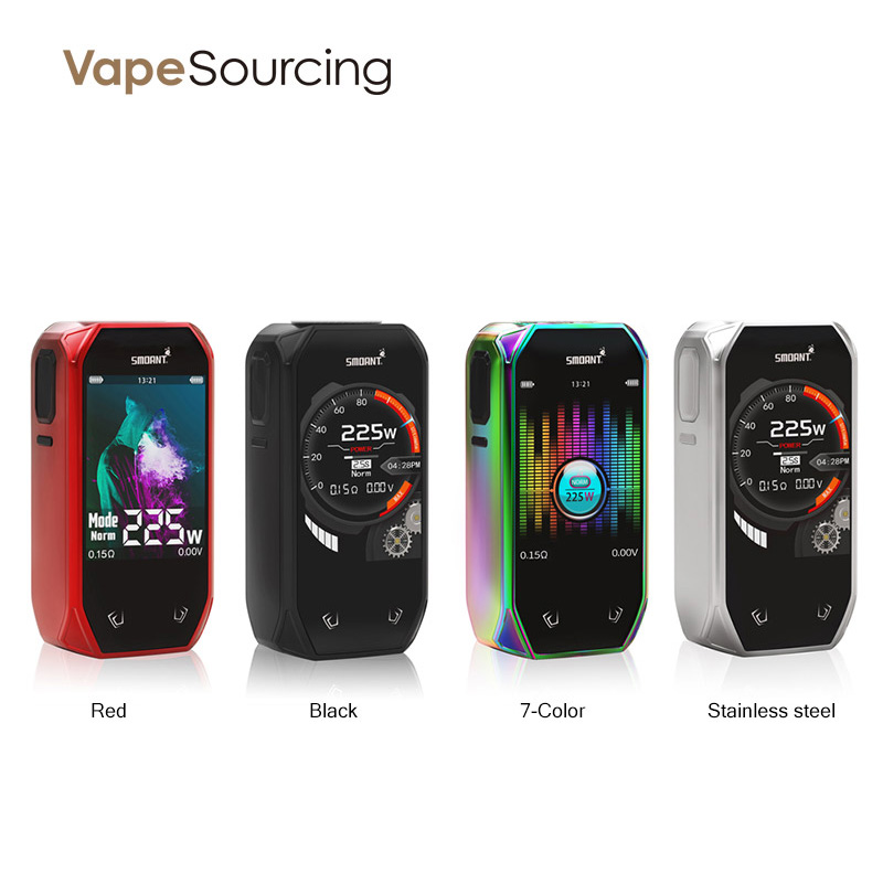buy Smoant Naboo TC Box Mod 225W