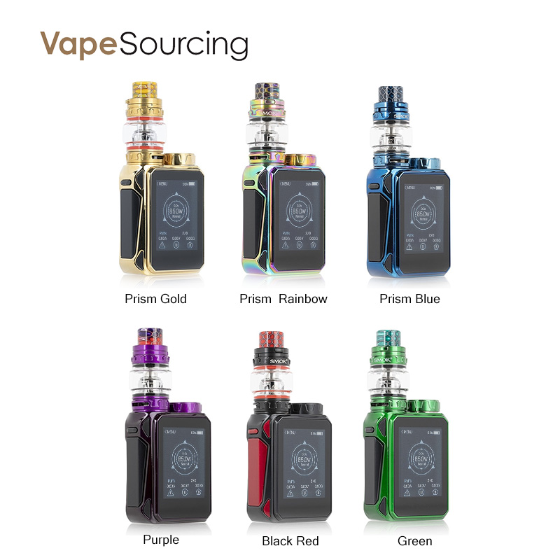 SMOK G-Priv Baby Kit Luxe Edition with TFV12 Baby Prince Tank