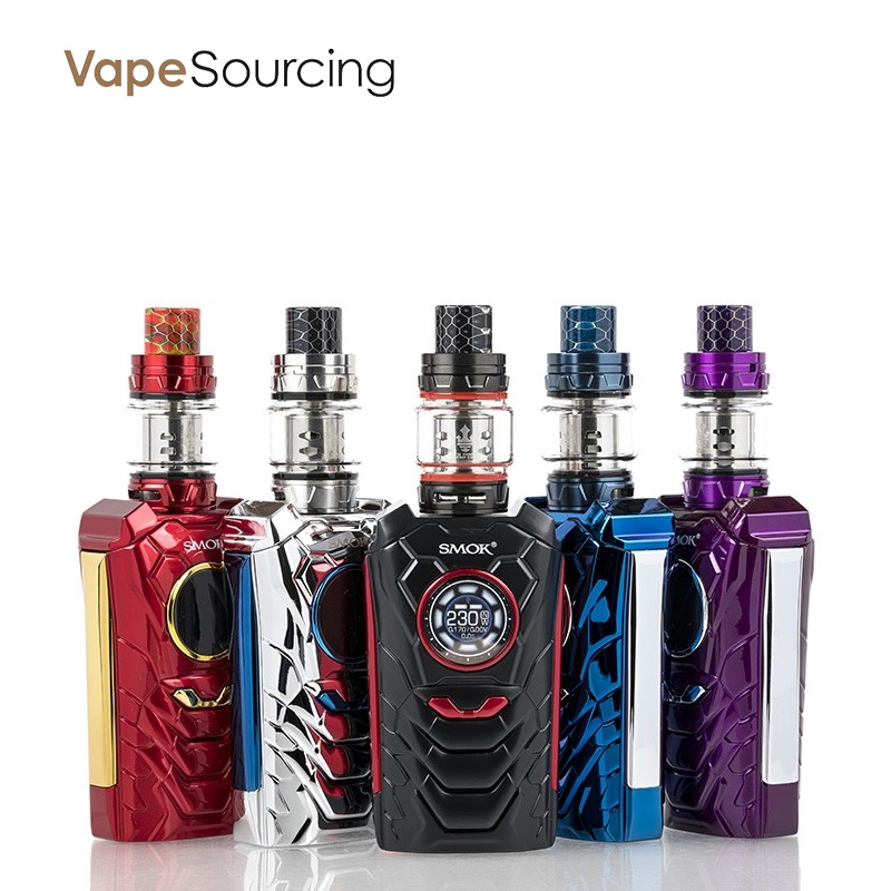 SMOK I PRIV Kit review