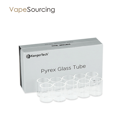 Kanger subtank nano pyrex glass tube in vapesourcing with fastshipping and best price