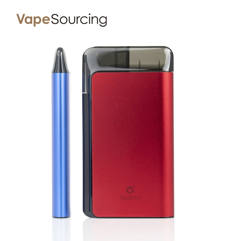 Suorin Air Plus Pod System Kit la revue