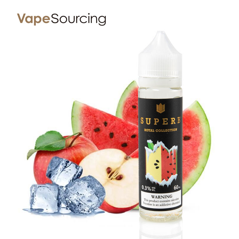 Superb Applemelon X E-Juice