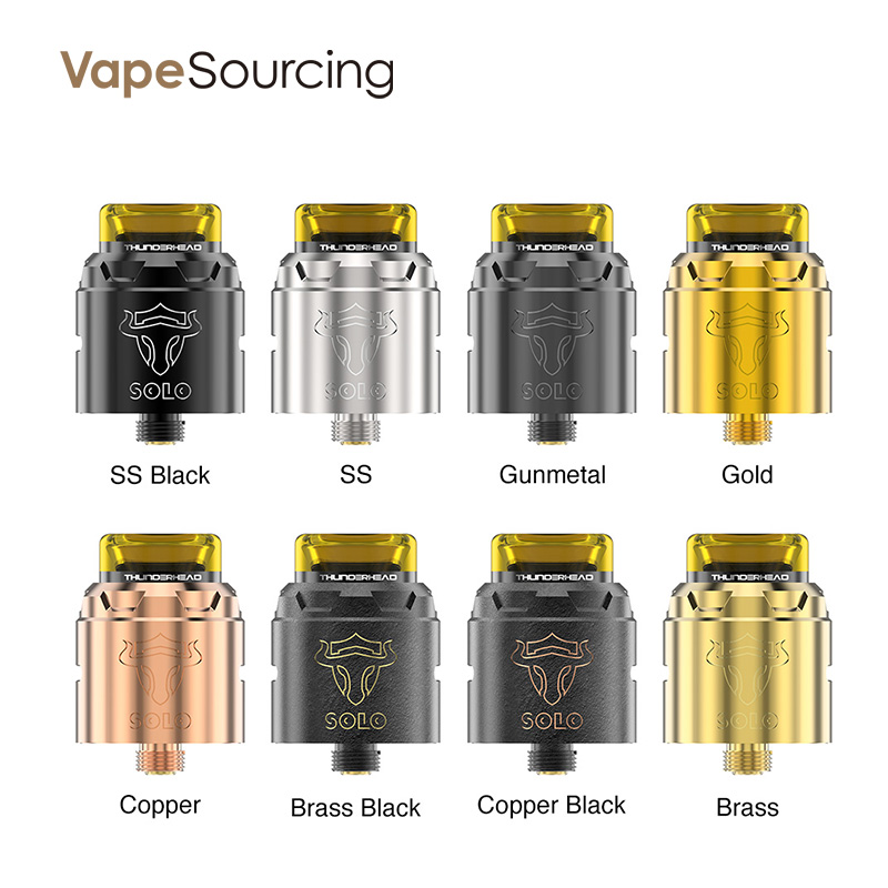 THC Tauren Solo RDA for sale