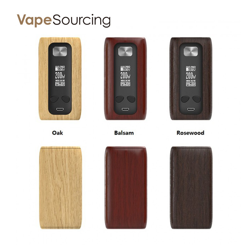 think vape thor 200w tc box mod for sale