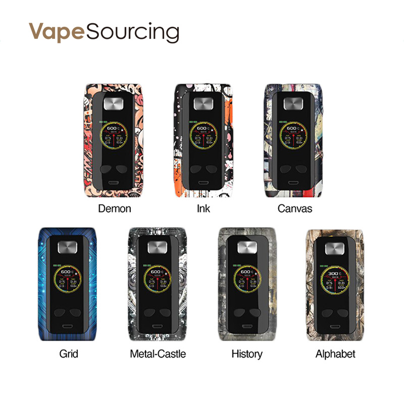 Think Vape Thor Pro BOX MOD review