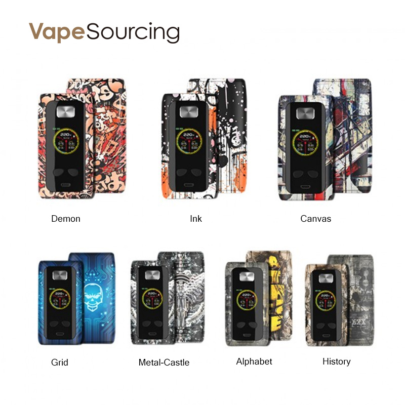 Think Vape Thor Pro Mod in stock