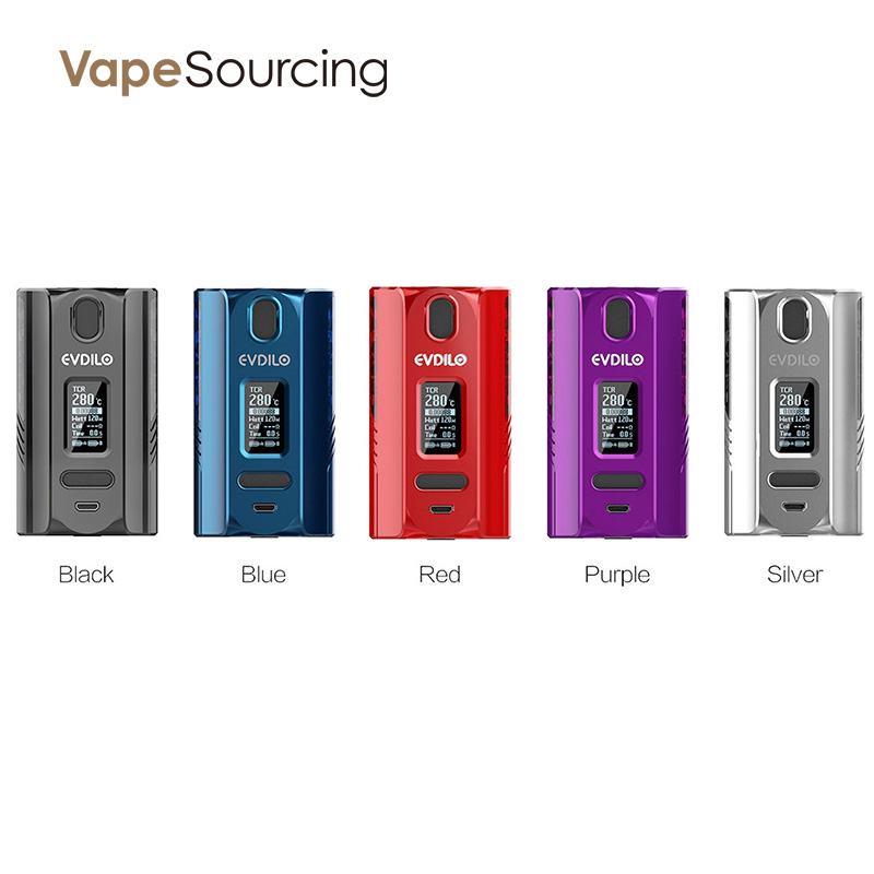 Uwell EVDILO Mod all colors