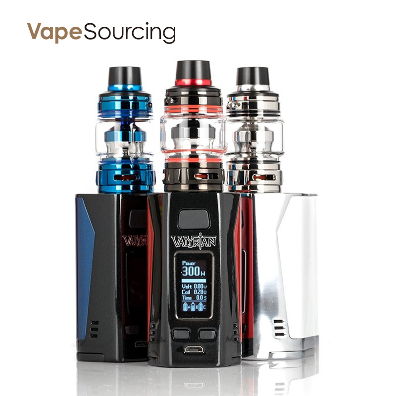 Uwell Valyrian 2 Starter Kit review