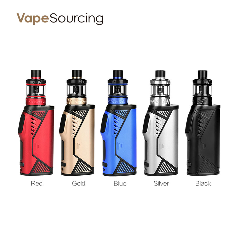 Uwell Hypercar Kit 80W With 3.5ml Whirl Vape Tank