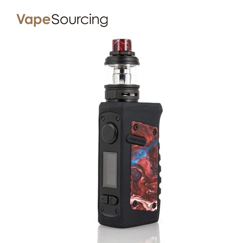 Vandy Vape JACKAROO Kit review