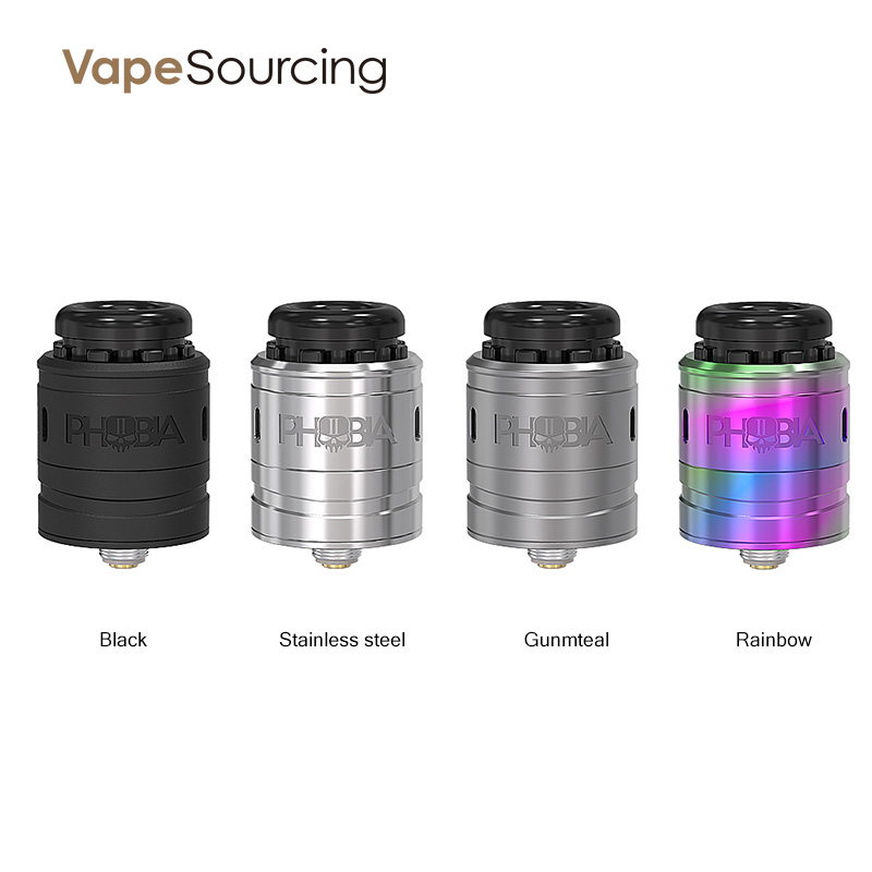 Vandy Vape Phobia V2 review