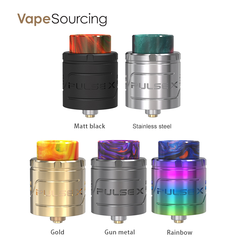Cheap Vandy Vape Pulse X RDA