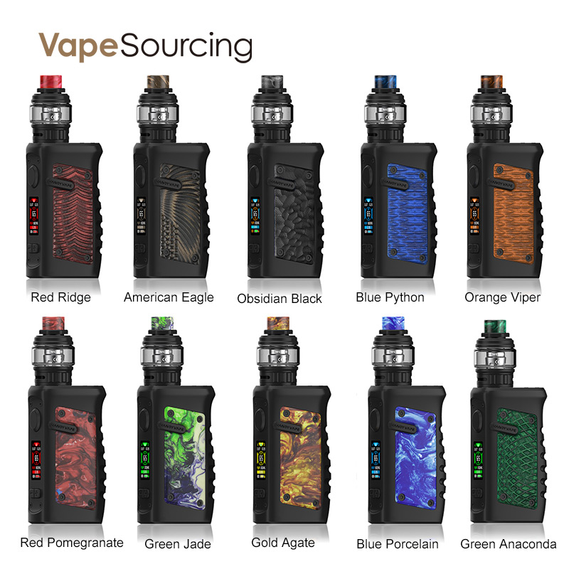 Vandy Vape JACKAROO Kit 100W