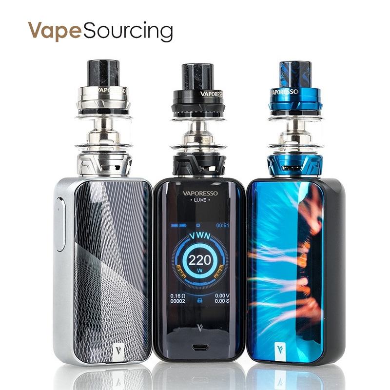 cheap vaporesso luxe