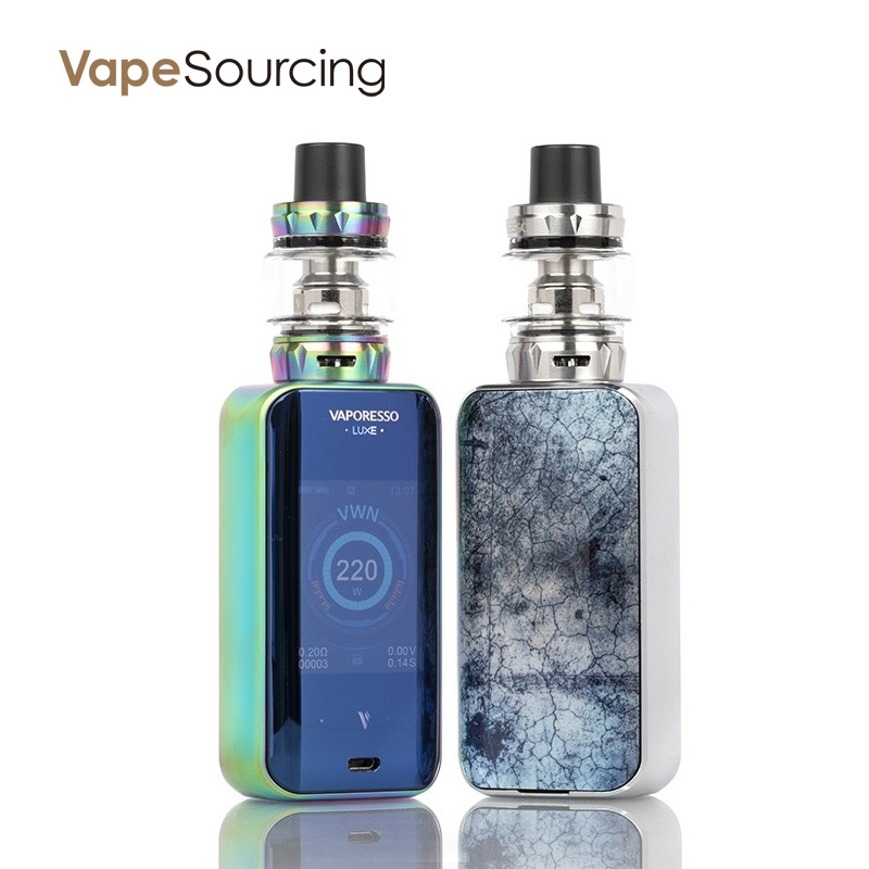 Vaporesso Luxe ZV review