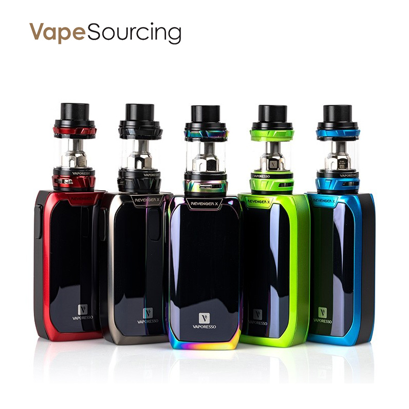 Vaporesso Revenger X Kit 220W review
