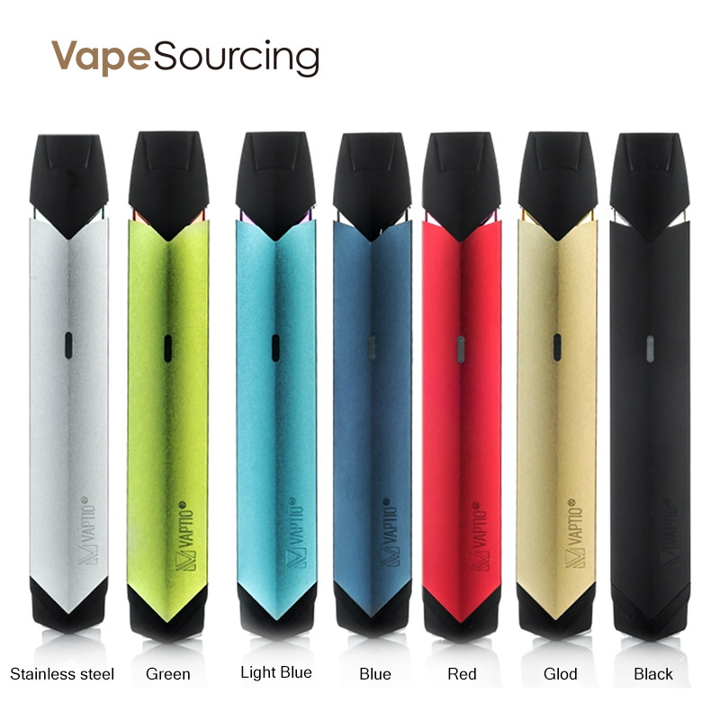 Vaptio Solo Flat Mini Pod System review