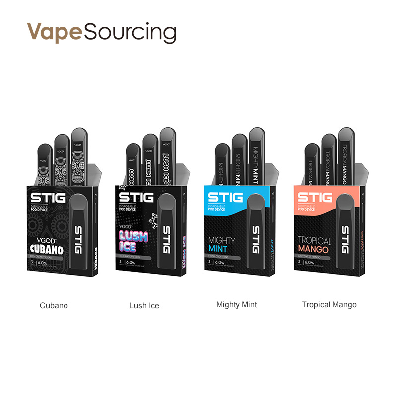 VGOD STIG Disposable Pod