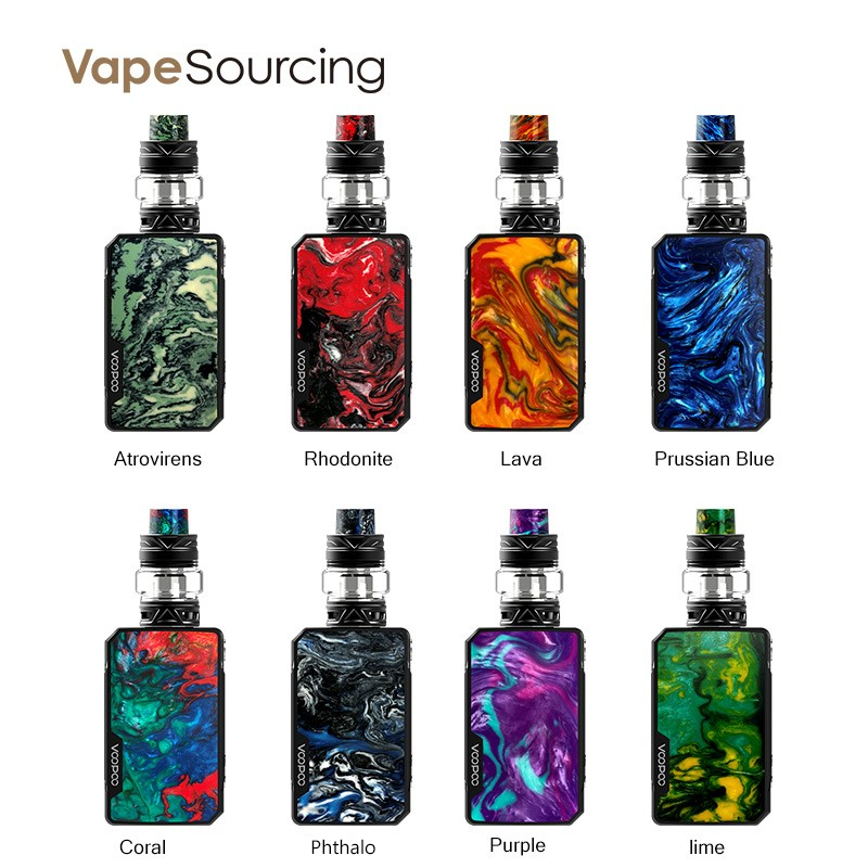 Drag Mini Kit with Uforce T2 Tank