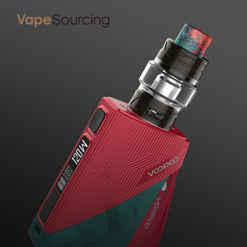 VOOPOO Find S Kit review