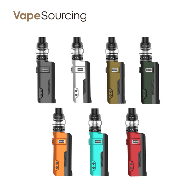 VOOPOO REX Kit 80W review