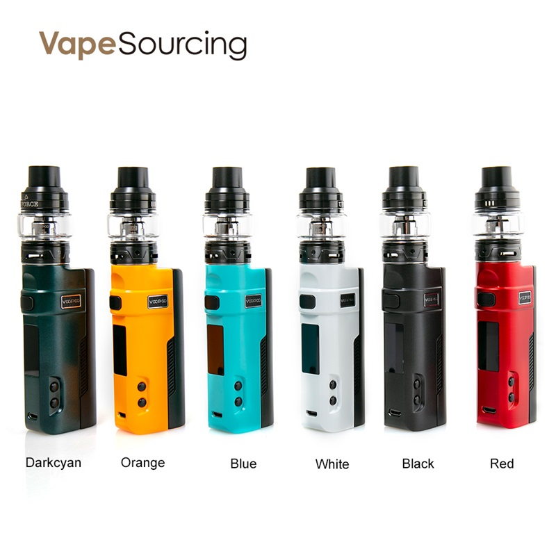 VOOPOO REX Kit 80W with UFORCE Tank