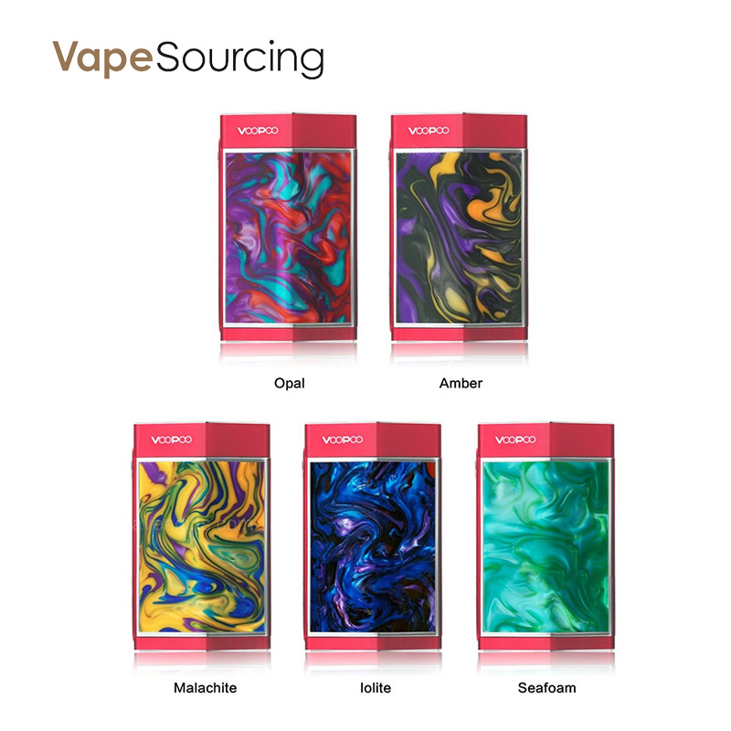 VOOPOO TOO 80/180W Box Mod Resin Version