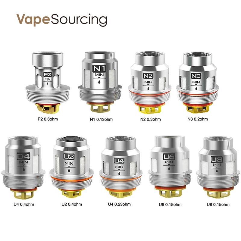 buy VOOPOO UFORCE Replacement Coils
