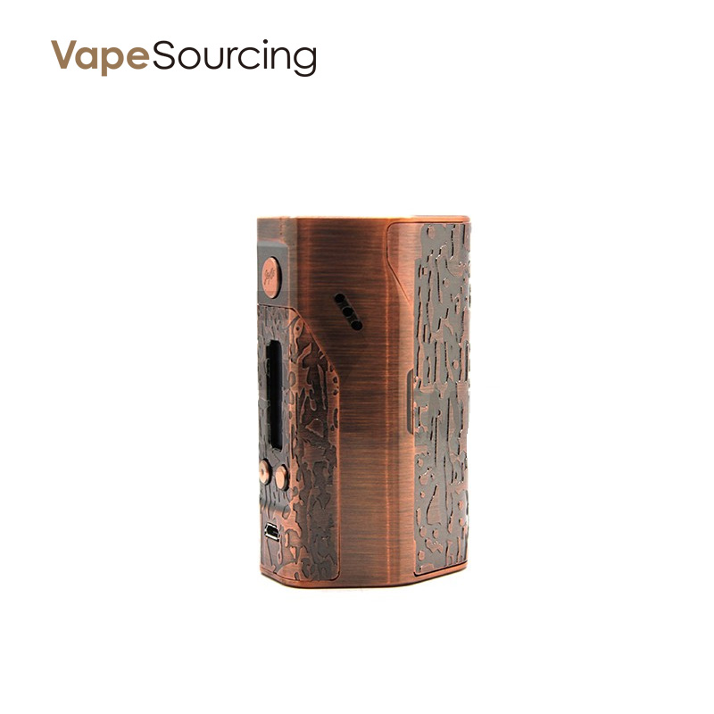 Wismec Reuleaux DNA250 TC Box Mod review