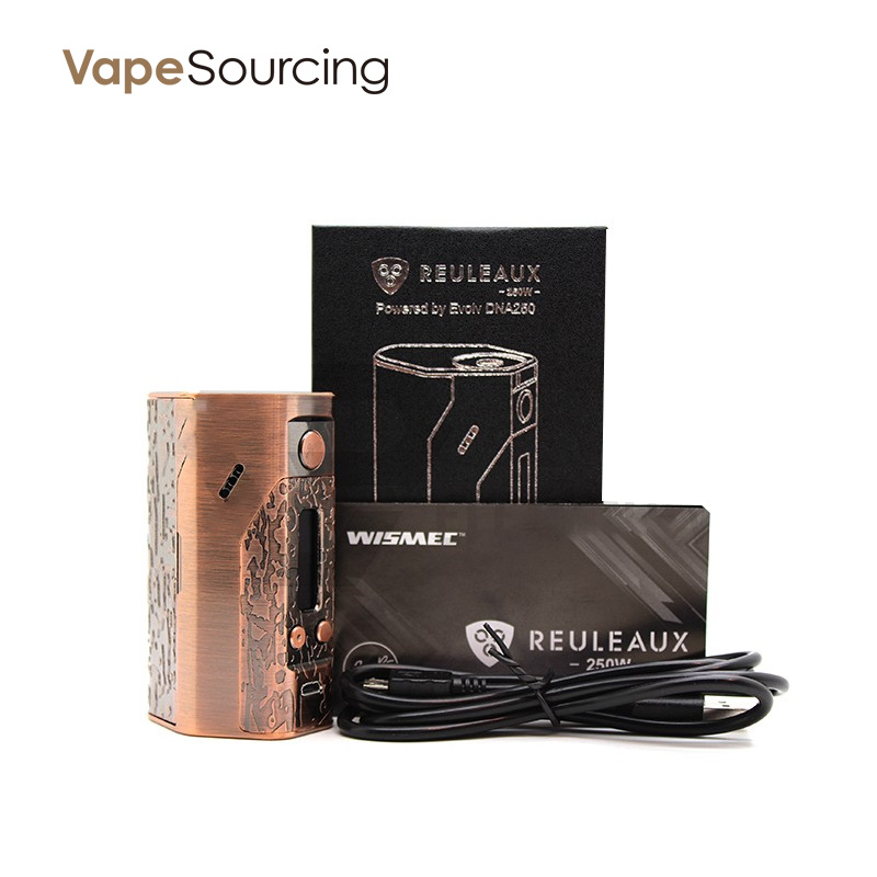 cheap Wismec Reuleaux DNA250